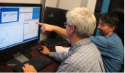 ARCS instrument scientists and staff use DANSE software to acquire data and tune instrument capabilities.
